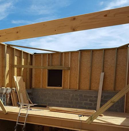 Lemaire & Fils - Constructions en ossature bois et travaux de rénovation à Béthune (Annezin)