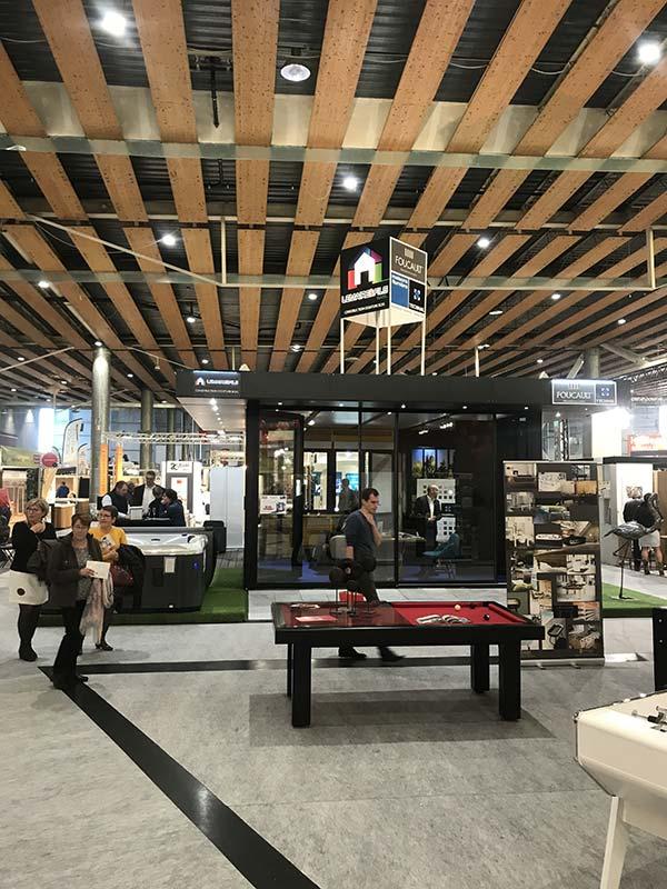 Lemaire&Fils au salon Amenago 2018